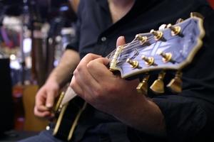 Cours de guitare débutant sur Internet...